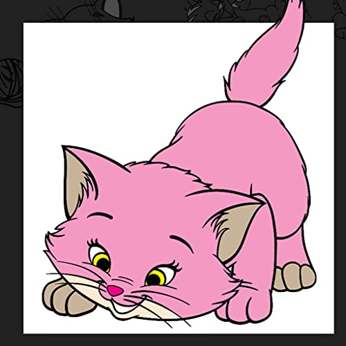 Kitty Coloriage