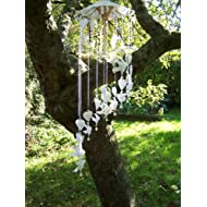 Hearts Mobile Chime Handmade Paper