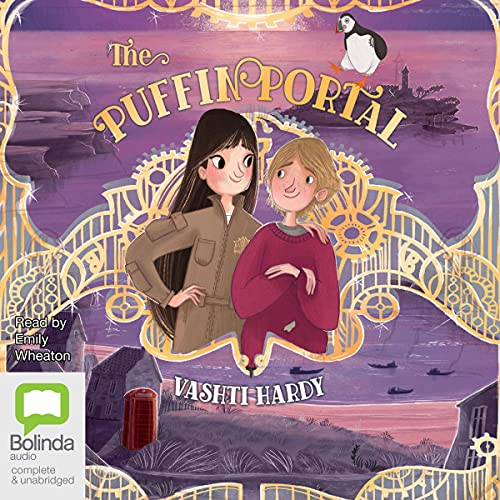 The Puffin Portal cover art