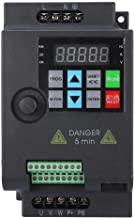 Akozon Frequency Converter SKI780 Mini VFD Variable Frequency Converter Inverter for Motor 220V/380V 0.75/1.5/2.2KW(220VAC,0.75KW)