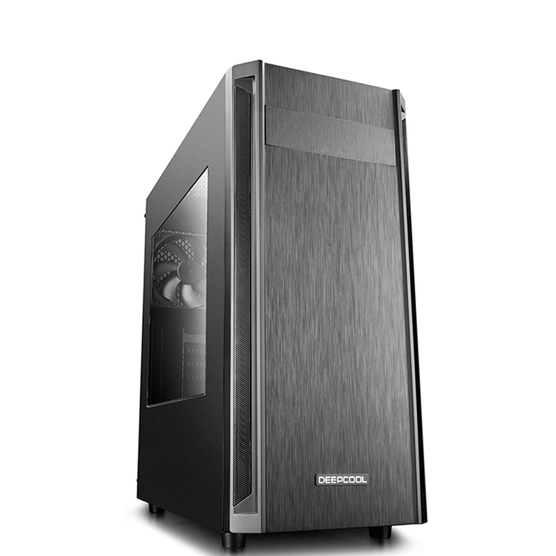 DeepCool D-Shield V2 Midi-Tower Negro - Caja de Ordenador (Midi ...