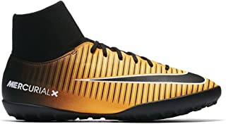 JR MERCURIALX VICTORY 6 DF TF boys soccer-shoes 903604-801_3.5 - LASER ORANGE/BLACK-WHITE-VOLT