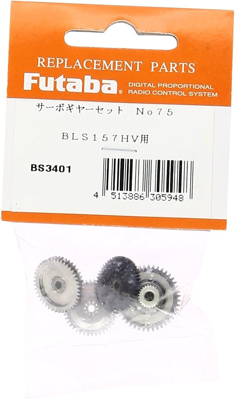 Servogetriebe NO.75 BLS157HV entsprechenden BS3401 (Japan Import   Das Paket und das Handbuch werden in Japanisch)