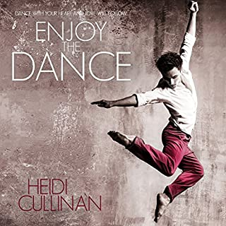 Enjoy the Dance audiobook cover art