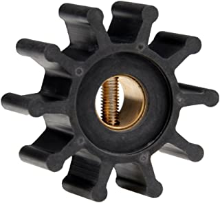 Water Pump Impeller for Jabsco Johnson YANMAR Engine Pump 09-810B 18653-0001 653-0001 128990-42200 9-45713