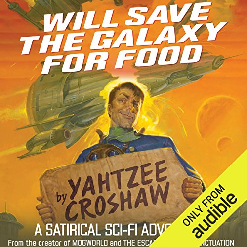 Page de couverture de Will Save the Galaxy for Food