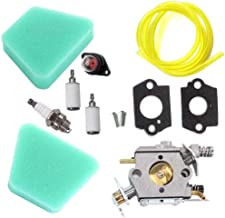 AISEN Carburetor Air Filter for Partner 351 352 370 371 390 391 401 420 422 McCulloch Mac 333 335 338 435 436 438 Chainsaw