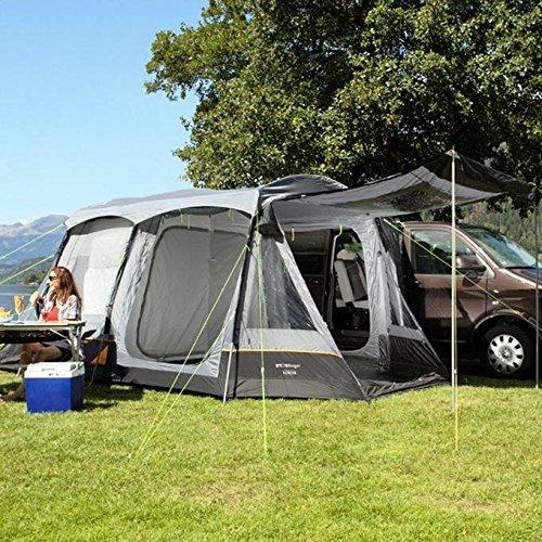 Berger Innenzelt für Busvorzelt Morena Vorzelt Schlafzelt Schlafkabine Camping Schlafzelt Ausbau