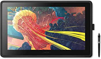 Wacom's Cintiq 22 enhances the digital creative process for art and design students, enthusiasts and budding pros