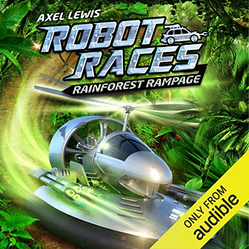 Rainforest Rampage cover art