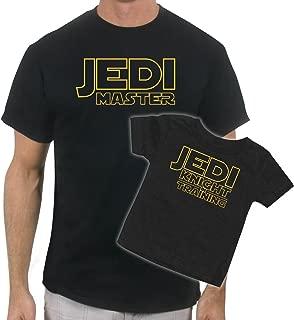 jedi master in training shirt