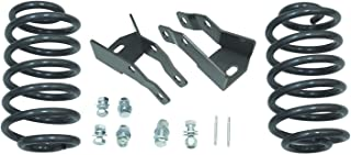 MaxTrac 201220 Lowering Kit Box 2 in. Drop Kit Incl. Rear Drop Coils Rear Shock Extenders Rear Air Ride Sensor Rods All Necessary Hardware to Complete Installation Lowering Kit Box