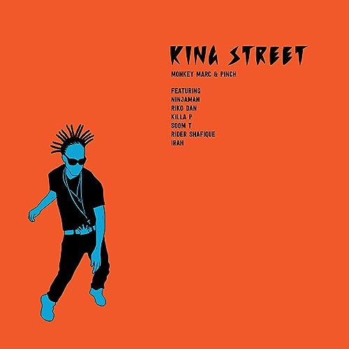 King Street [Explicit] de Pinch feat. Ninja Man, Riko Dan ...