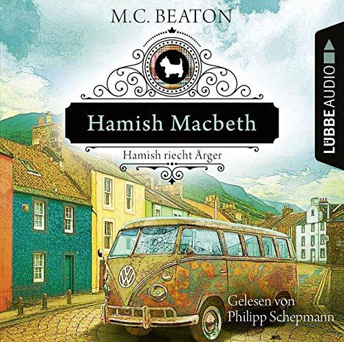 Hamish Macbeth riecht Ärger Titelbild