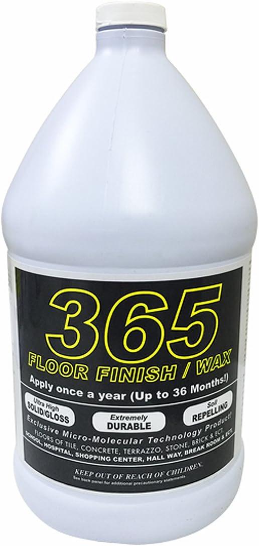 365 Floor Max 72% OFF Finish Wax Inexpensive 600121GL