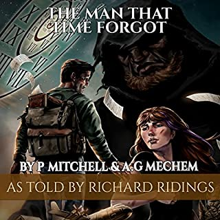 The Man That Time Forgot: Book 1 cover art