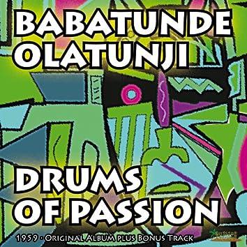 Drums of Passion (Original Album Plus Bonus Tracks, 1959)