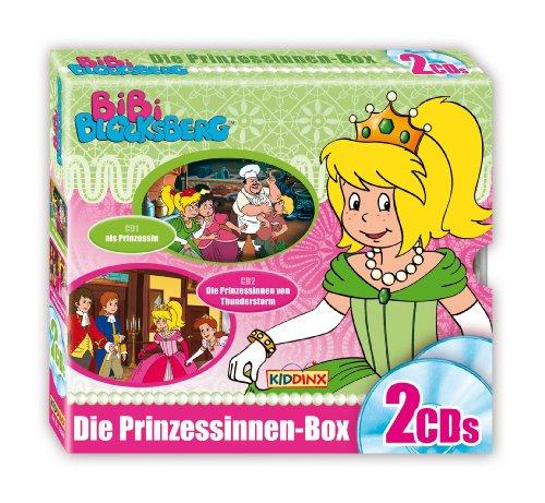 Die Prinzessinnen Box - Bibi als Prinzessin/ Die Prinzessinen von Thunderstorm
