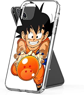 rebecc Kid Goku DBZ Case Cover Compatible for iPhone iPhone (11)