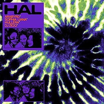 Hal (feat. Sophia Liana, Hullera & DJ Ziqq)
