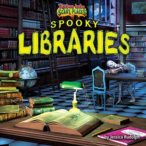 Couverture de Spooky Libraries