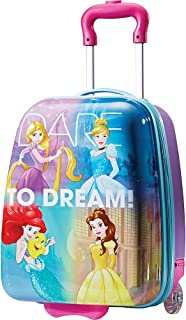 "American Tourister Disney Princess 18"" Upright Hardside, Princess (Purple) - 74728-2093"