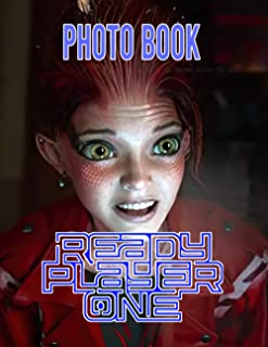 Ready Player One Photo Book: Collection Photo & Image Book Books For Adults