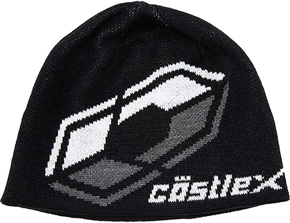 Castle X Team Beanie in Black/Gray
