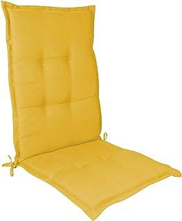 BIUDUI Cojín acolchado de repuesto para tumbona de sol, asiento acolchado – Funda para tumbonas de jardín, tumbonas, muebles de asiento, cojín relajante