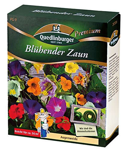 Quedlinburger - Blühender Zaun NEU