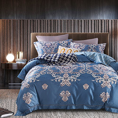 Purchase BB.er Retro Style Cotton printing bedding sets days silk-smooth soft breathable textile pac...