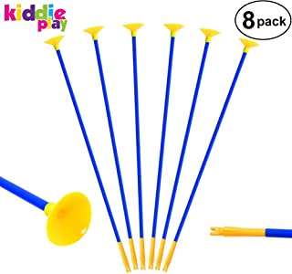 Kiddie Play Replacement Arrows for Kids Bow and Archery Set Toy Arrows with Suction Cups 20