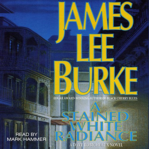 A Stained White Radiance audiobook cover art