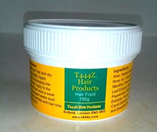 T444Z Hair Food. (150 grama, WHITE JAR) by T444Z