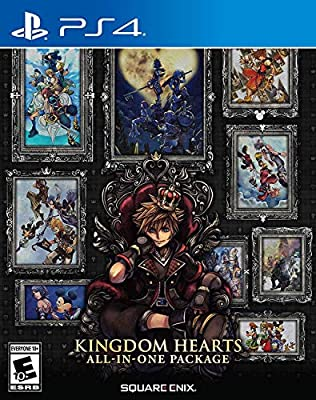 Kingdom Hearts All-In-One Package - PlayStation 4 from Square Enix