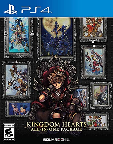 KINGDOM HEARTS All-in-One Package – Bundle Edition – PlayStation 4