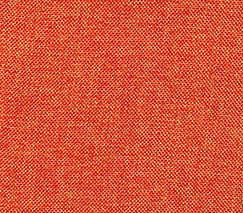 Polyester Vintage Linen Look Crafting Upholstery Fabric 60  Wide Sold by The Yard  Dark Orange