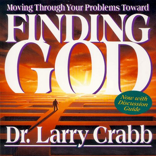 Finding God audiobook cover art
