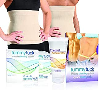 Tummy Tuck Miracle Slimming System 2 Medium (Women's Large, size 11-16 / Men's Large/X-Large, 34-39)