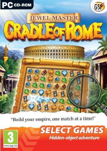 SELECT GAMES: Jewel Master - Cradle of Rome [Edizione: Regno Unito]