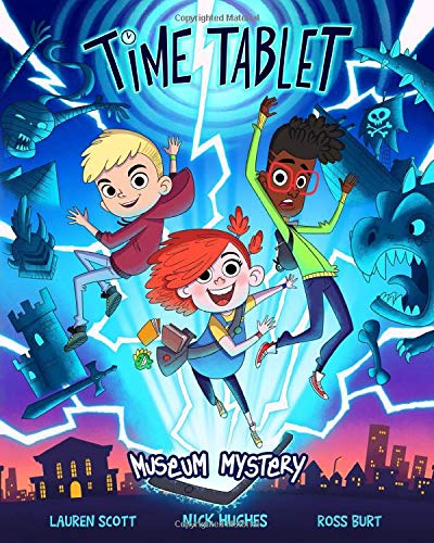Time Tablet: Museum Mystery
