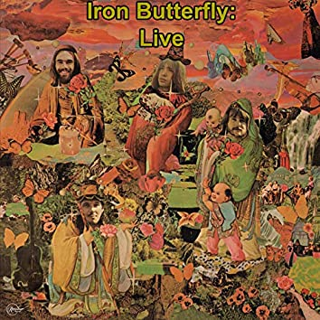 Iron Butterfly: Live