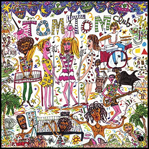 Tom Tom Club (Limited Tropical Yellow & Red Vinyl Edition) [Vinilo]