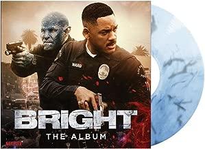 Bright Netflix Original Soundtrack [Exclusive Clear with Blue & Black Smoke Vinyl]