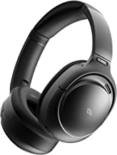 Mu6 Space2 Triple Digital Active Noise Cancelling Headphones with 6 Mic Built-in, 3D Touch Control, Hi-Fi Sound, Extra Bas...