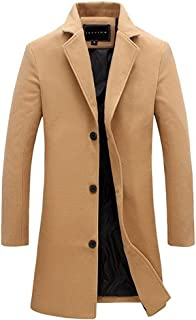 enjoy lowest price modern and elegant in fashion differently Amazon.com: Beige Men's Wool Jackets & Coats