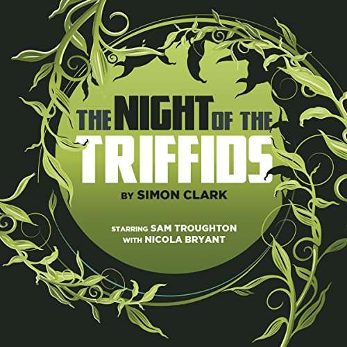 The Night of the Triffids audiobook cover art