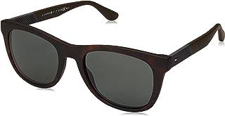 Tommy Hilfiger - Gafas de sol cuadradas Th1559/S para hombre