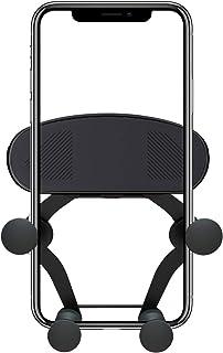 Soporte Móvil para Coche?Soporte Smartphone Vehículo para Rejilla del Aire 360 ° Rotación para iPhone Xs X 8 Huawei P20 P10 Samsung S9 S8 Xiaomi Mi A1 Mi A2 Mi Mix 2S Mi 6 bq aquaris x