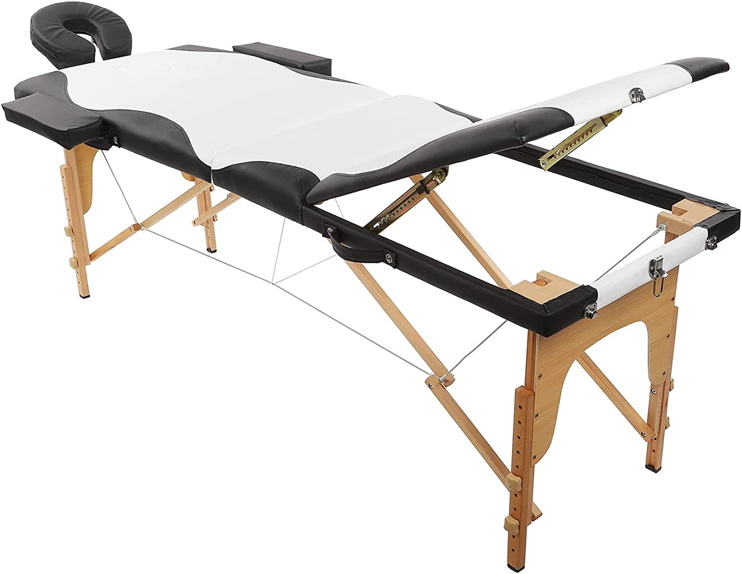 Cerlingwee Indianapolis Mall Massage Bed Spa Soft and to Clean Same day shipping Easy for Home